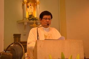 Rev.  Prateep Kriratiphong, former Paster