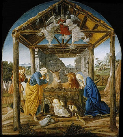 Botticelli_Nativity